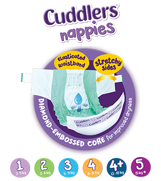 Cuddlers Nappies