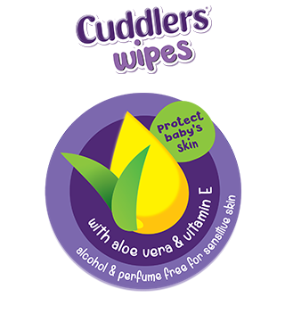 Cuddlers Wipes